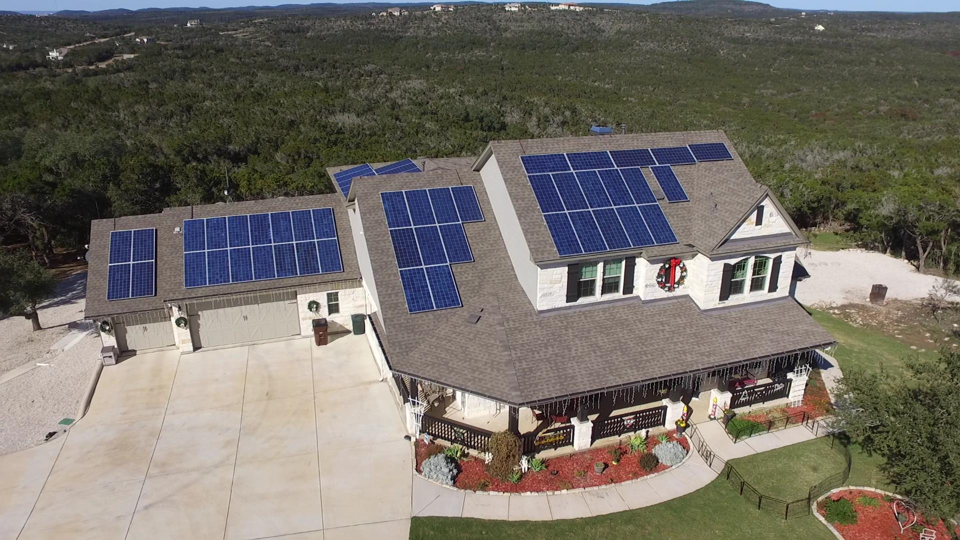 Residential Solar Installs by Advanced Solar & Electric LLC